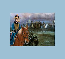 American Staffordshire Terrier Art - The Campaign Napoleon and his army Unisex T-Shirt