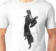 It is only human to commit sin Unisex T-Shirt