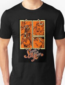 Steel Ball Run Volume 15 Cover Unisex T-Shirt