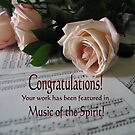 Music of the Spirit Banner Challenge by plunder