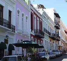 Old San Juan, Puerto Rico by lynnmike2005