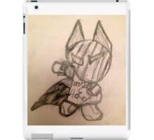 Knight Barton Colon iPad Case/Skin
