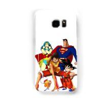 Super heroes Samsung Galaxy Case/Skin