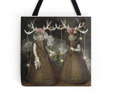 Dark Forest Daydream Tote Bag