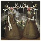 Dark Forest Daydream by Margaret Orr