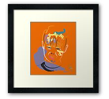 Portrait - child Framed Print