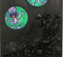 taniwha captured by Tanisha Jowsey