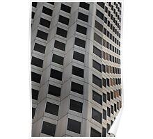Perth Skyscraper Poster