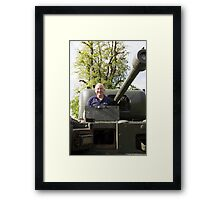 The Tank, Infantry, Mk IV (A22) was a British heavy infantry tank Framed Print