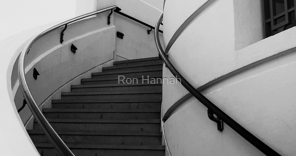 Steps by Ron Hannah