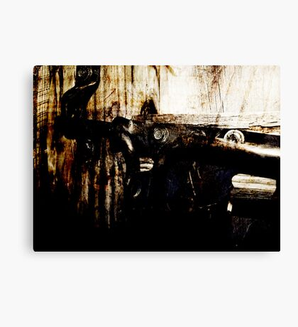 The Eleventh Shadow Canvas Print