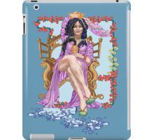 Tarot Queen of Cups  iPad Case/Skin