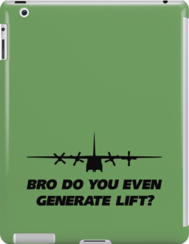 Bro Do You Even Generate Lift by mpaev