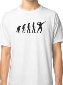 Evolved to Bodybuilding Classic T-Shirt