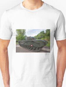 Churchill tank ,The Tank, Infantry, Mk IV (A22) was a British heavy infantry tank Unisex T-Shirt