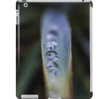Dew Drops #2 iPad Case/Skin