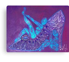 Stileto Canvas Print