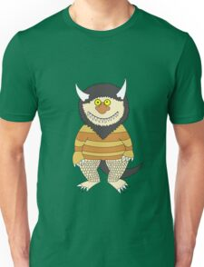 Friendly Monster Unisex T-Shirt