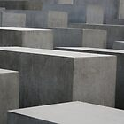 Holocaust Monument, Berlin by EHAM-spotter