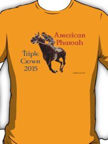 American Pharoah Triple Crown T-Shirt