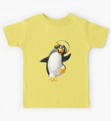 The Penguin Kids Tee