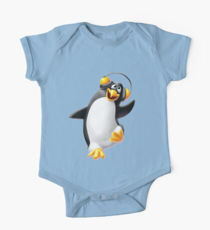 The Penguin One Piece - Short Sleeve