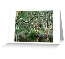 All branches Greeting Card