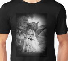 Elephant woman Unisex T-Shirt