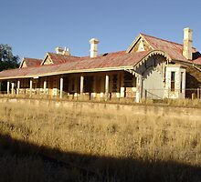 Old Burra Station by Baron