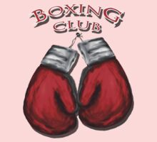 Boxing Club Kids Clothes