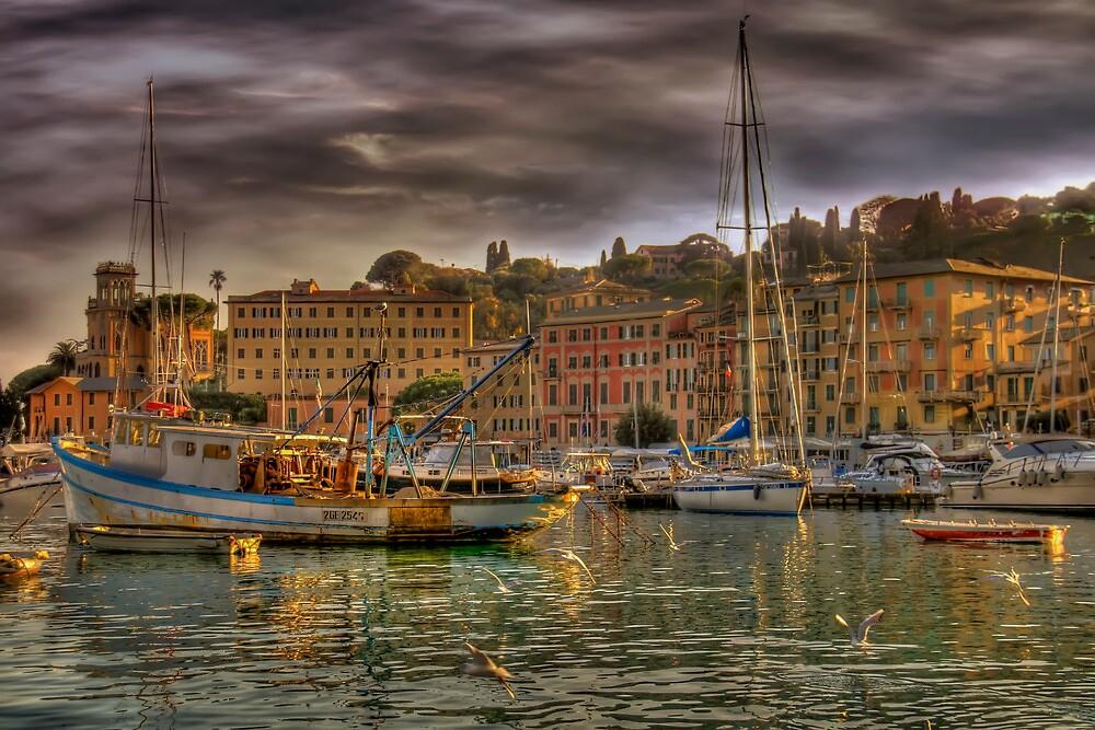 Santa Margherita Ligure by oreundici