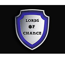 Lords of Chance Photographic Print