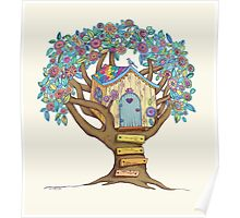 Live Simply, Love Trees Poster