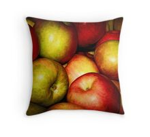 Fall's Bounty Throw Pillow