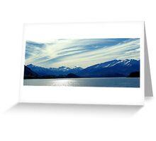 Lake Wanaka Greeting Card