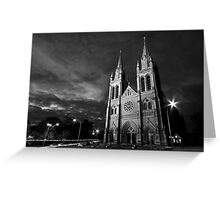Saint Peter's Cathedral Greeting Card