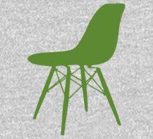 Eames Eiffel Plastic Side Chair Kids Clothes
