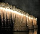 Bridge on Fire by Ainsley Kellar Creations