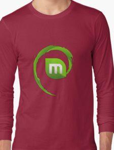 Linux Mint Ultimate Long Sleeve T-Shirt