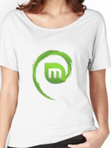 Linux Mint Ultimate Women's Relaxed Fit T-Shirt