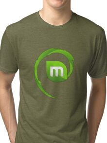 Linux Mint Ultimate Tri-blend T-Shirt