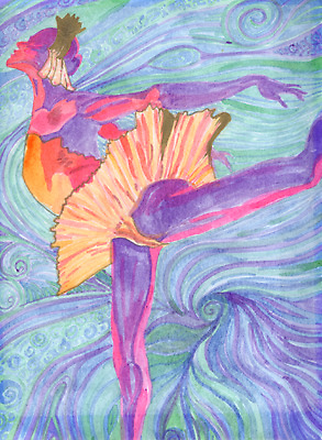 Dancer by Wendy Crouch