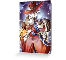Adventurer Deneb Greeting Card