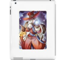 Adventurer Deneb iPad Case/Skin