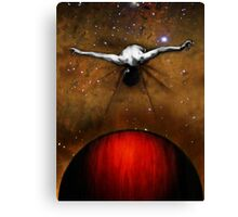 Fall From Grace Canvas Print