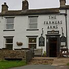 The Farmers Arms - Muker by Trevor Kersley