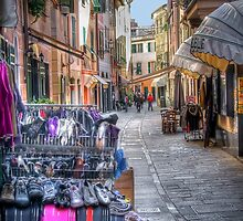 Rapallo alley by oreundici