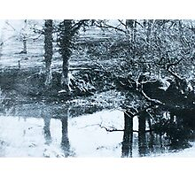 River Reflections Photographic Print