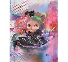 Dolly Me Photographic Print