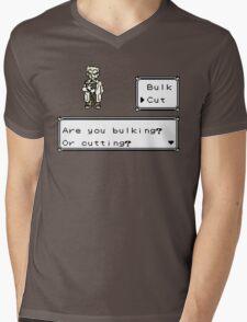 Professor Oak Pokemon. Are you bulking or cutting? Cut edition Mens V-Neck T-Shirt